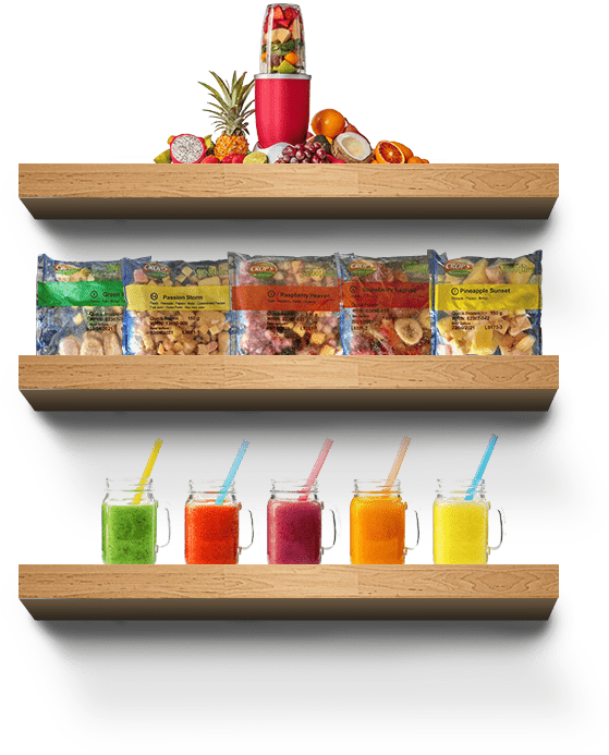 Melbourne Smoothies Delivery